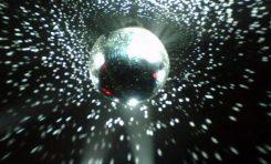 Eğer Ay Büyük Bir Disko Topu Olsaydı?