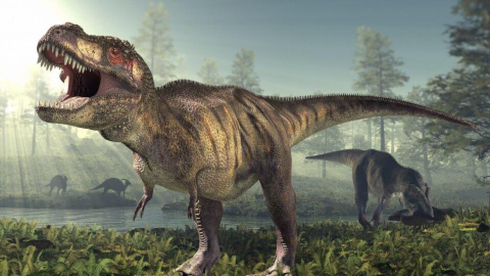 T. Rex`in Atası olabilir