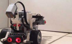 Kurtçuk Beyinli Robot!