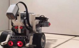 Kurtçuk Beyinli Robot !