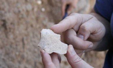 Türkiye`de Bulunan Eski Taş Alet