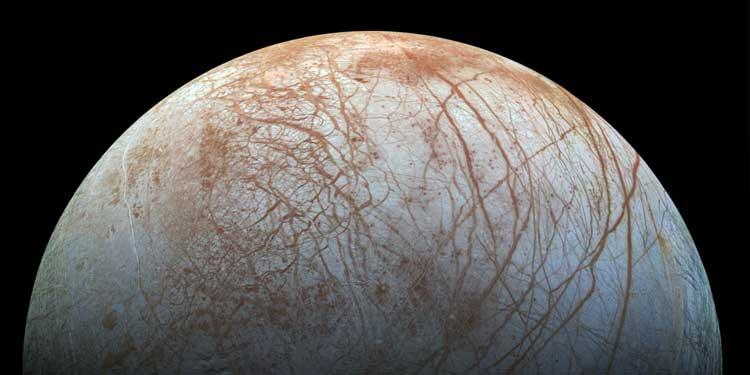 """Canlı Yaşamının Mümkün Olduğu """"Europa"""" Sonunda Araştırılabilecek!"""