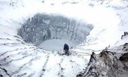 Gizemli Kraterler Sibirya'da Yeniden Ortaya Çıktı