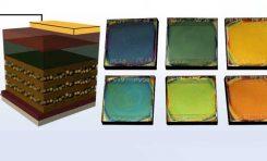 Renkli Güneş Enerjisi Sistemleri Üretildi!