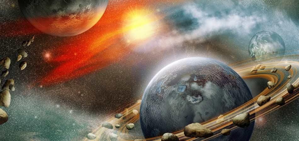 Yıldızların Çevresinde Dünya Benzeri Gezegenler Olabilir