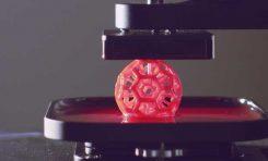 3-Boyutlu Yazıcı Teknolojisinde Devrim: Işık ve Oksijen Kullanılarak Sıvı Ortamdan Materyal Sentezlendi