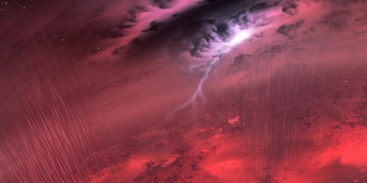 Eski Bir Hava Durumu : Demir Yağmuru