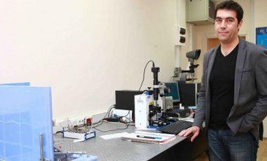 Hücre Tedavisinde Yeni Yöntem: Nano-El