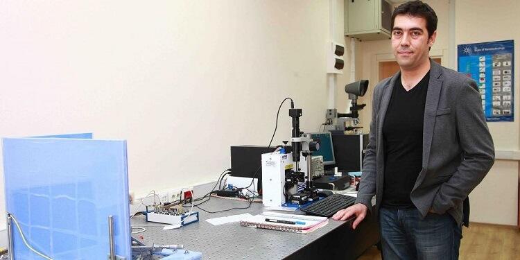Hücre Tedavisinde Yeni Yöntem: Nano El