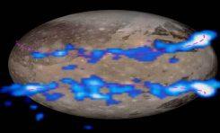 Jüpiter'in En Büyük Uydusu Ganymede'deki Yeraltı Okyanusu!
