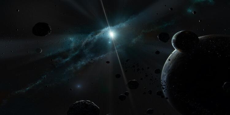 Evrenbilimin Karanlık Yüzü