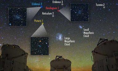 Samanyolu Etrafında Karanlık Maddeden Oluşmuş Cüce Gökadalar Var