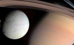 Satürn'ün Uydusu Enceladus'ta Yaşam Olabilir
