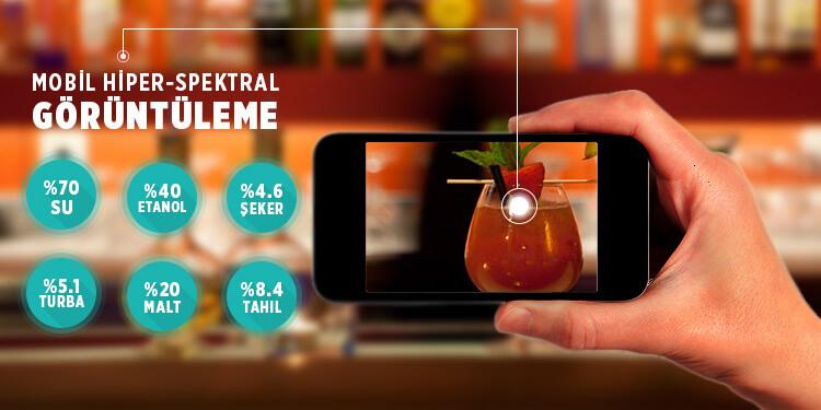 Yeni Nesil Akıllı Telefonlar Fotoğrafı Çekilen Nesnenin Kimyasal İçeriğini Gösterecek