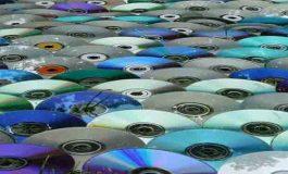 Atık CD ve DVD'ler Karbon Salınımını Kontrol Altına Almada Kullanılabilirler
