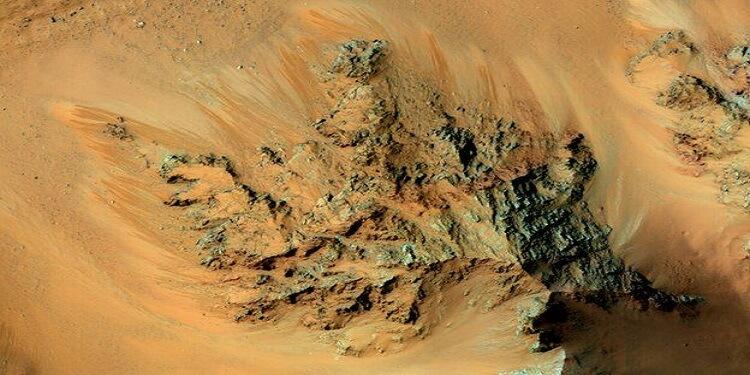 Mars'ta Su Bulunduğuna Dair Deliller Elde Edildi