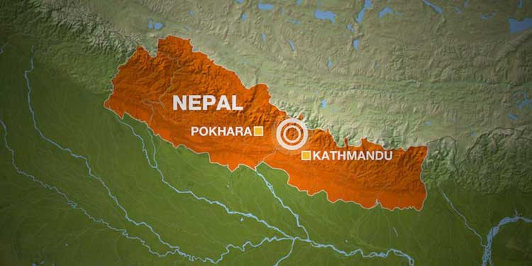 Nepal'i vuran büyük deprem