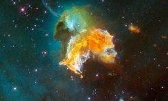 Asimetrik Yıldız Patlaması Süpernova Gizemlerini Açığa Çıkarabilir