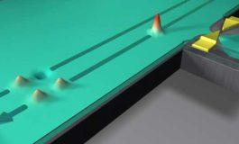 Coulomb etkileşimi elektron yükünü ikiye ayırabiliyor