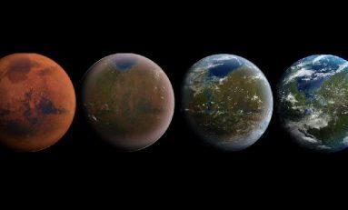 Gezegen Kolonileşmesinde İlk Durak Mars