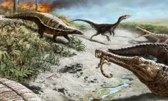 Dinozorlar Ekvatoru Neden Geçti?