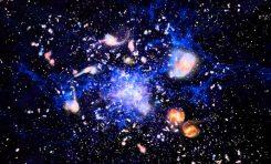 Güneş Işığı Saçılımı, Evrenin Oluşumunu Anlatıyor