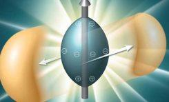 İlkel Plazmada Parçacık Ayrışması Gözlemlendi