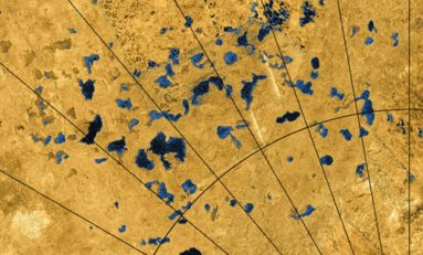 Satürn uydusu Titan'ın üzerindeki gizemli göller