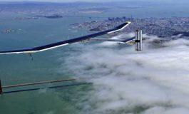 Güneş Enerjisiyle Çalışan Uçak Havalandı: Solar Impulse 2