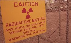 Uranyum Cevher İşlemesi ile Kirlenen Yeraltı Sularını Bakteriler Temizleyebilir