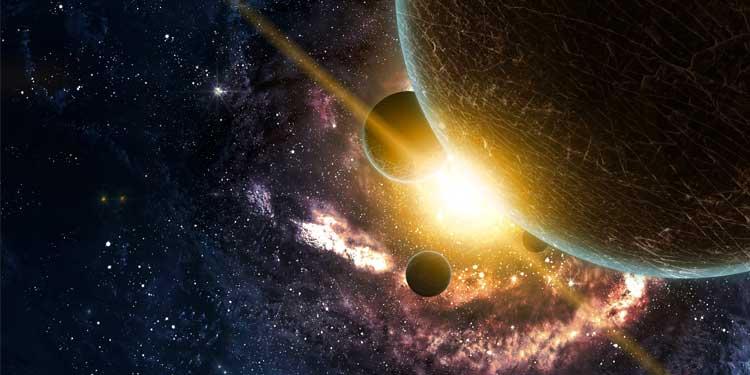 Uzaydaki En Garip 10 Şey