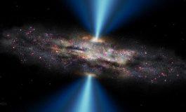 Ait Olduğu Gökadadan Daha Hızlı Büyüyen Kara Delik Keşfedildi