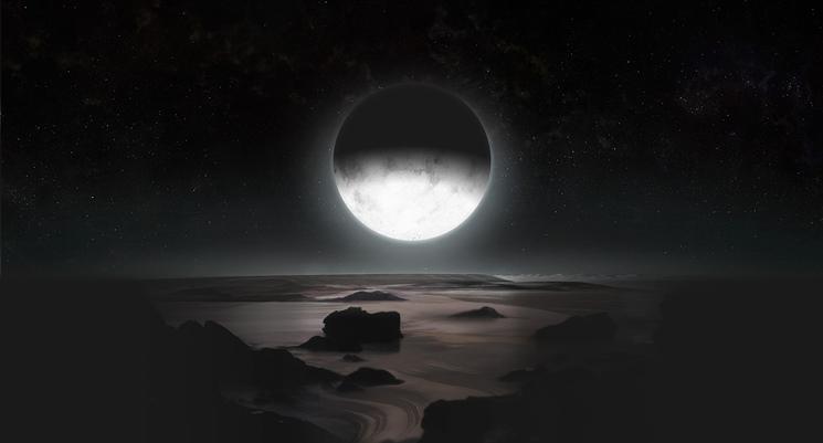 Şu ana kadar elimizde Plüton'a ait tek görseller sanatçıların anlatımı ile bu örneklerdir. Ancak bu geceden itibaren Plüton ve uydusu Charon'a ait gerçek görüntüler ulaşacak. Görsel : NASA/JHUAPL/SwRI