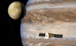 """Jüpiter'in """"Çekim Gücü"""" ESA'yı da Etkisi Altına Aldı"""