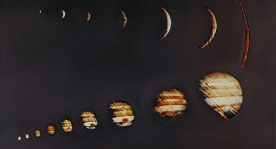 Pioneer 10'un gözüyle Jüpiter (1973) - NASA