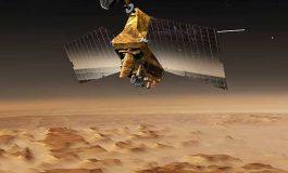 """Mars Keşif Yörünge Aracı MRO, """"InSight"""" İçin Hazırlanıyor"""