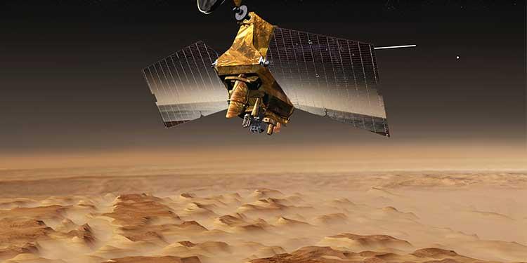 Mars Keşif Yörünge Aracı MRO 2016 İçin Hazırlanıyor