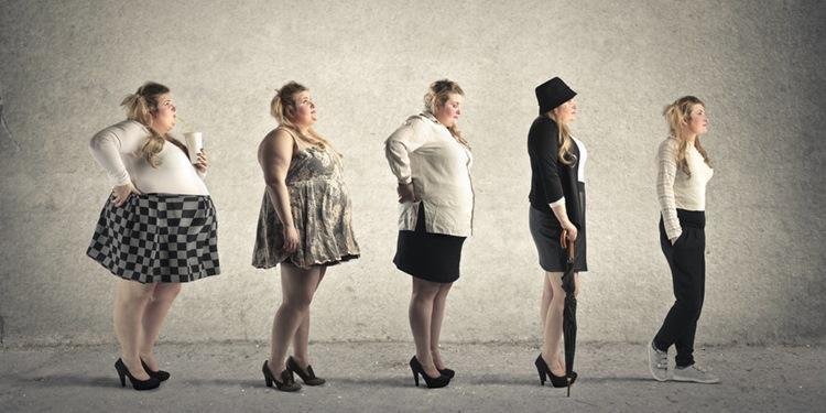 Obez insanlar çok düşük ihtimalle normal kilolarına dönebiliyor