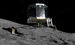 """""""Philae"""" Uzay Sondasının İlk 64 Saati"""