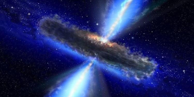 Saklı süperkütleli kara delikler gözlemlendi
