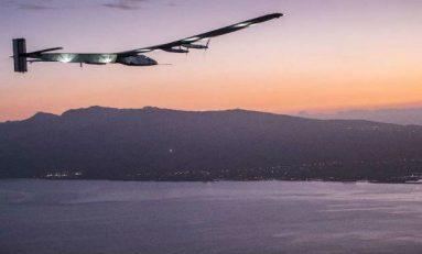 Solar Impulse 2 İniş Yaptı!