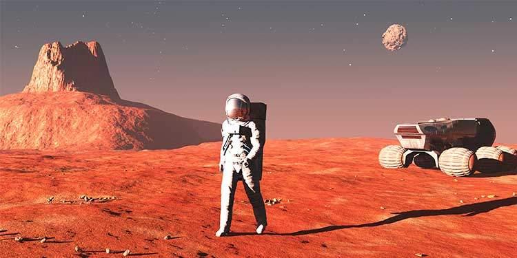 Uzayda Yaşamak Deri Kalınlığını Azaltır mı?