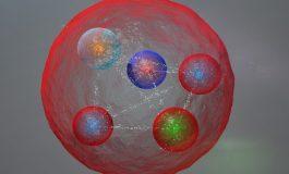LHC'de yeni parçacık keşfedildi: Pentakuark