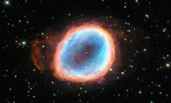 Hubble ile Ölen Yıldızın Son Anları Görüntülendi!