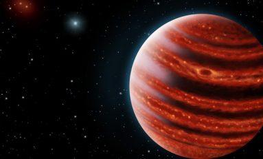 Metan ile Dolu Jüpiter Benzeri Ötegezegen