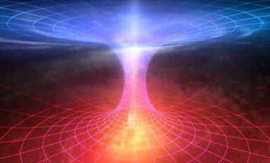 Kara Delik Bir Tür Solucan Deliği mi?