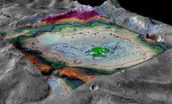 Mars Üzerindeki Tuz Kalıntıları Canlı Yaşamını İşaret Ediyor Olabilir!