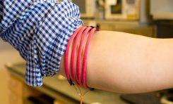 Bluetooth'u Unutun, Yeni Wireless Teknolojisi Veri Aktarımında Vücudunuzu Kullanıyor !