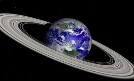Dünya'nın Ay Yerine Halkası Olsa Nasıl Olurdu?