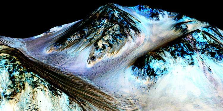Mars'ın Gizemi Çözüldü